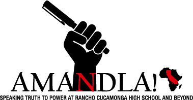 Speaking Truth To Power At Rancho Cucamonga High School & Beyond Since 2019