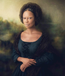 Black Mona Lisa: Brazil's Projeto Identidade Re-imagines Classic Art And Modern Characters