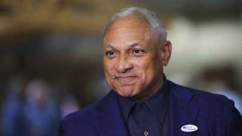U.S. Senate Candidate Mike Espy